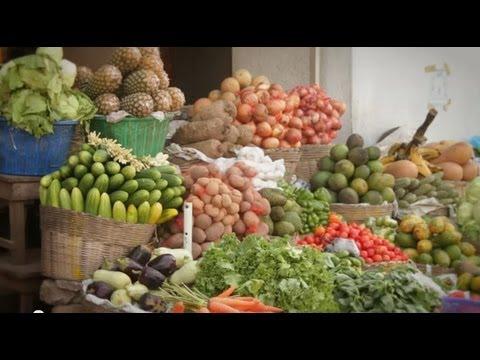 Growing food markets dublin