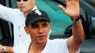 Barack Obama Martha's Vineyard Vacation