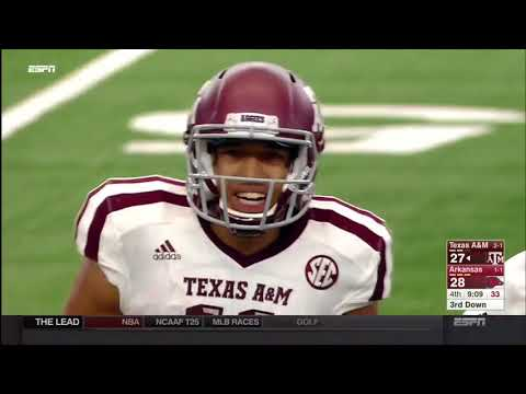 Texas A&M vs Arkansas 2017