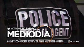 Las redadas de ICE provocan mucho miedo en la comunidad inmigrante | Noticias Telemundo