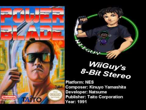 Kinuyo Yamashita - Power Blade - Sector 1