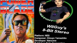 Power Blade (NES) Soundtrack - 8BitStereo
