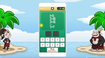 123 Puzzle Spiel auf Handy und Tablet - SpielAffe Trailer