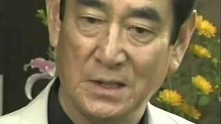 高倉健 素顔のメッセージ 2001 5 17 健さん文化勲章授章おめでとうござ...