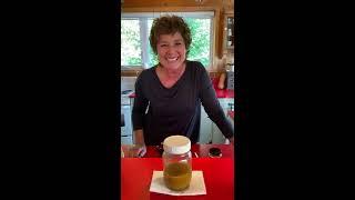HUILES ET VINAIGRES - Le garde-manger d'Hélène (4)