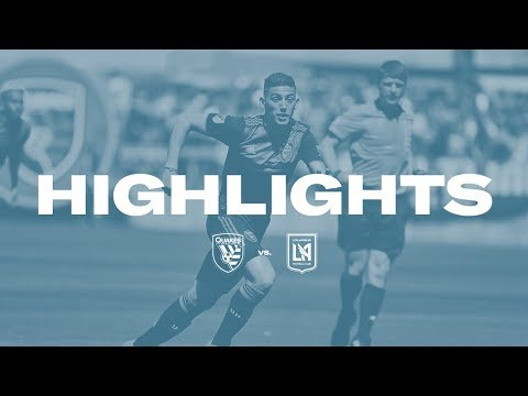 San Jose Earthquakes vs. LAFC Highlights | March 30, 2019