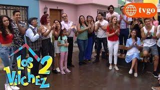 Los Vílchez - 21/01/2020 - Cap 82 - 4/4