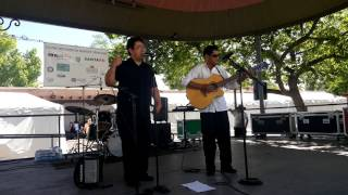 2017 Santa Fe Spanish Market | David Garcia and Jeremiah Martinez - Vals de Chimayo