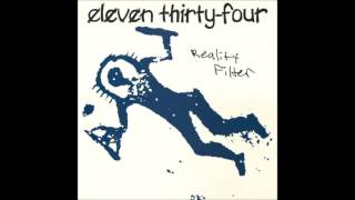 Eleven Thirty-Four - Reality Filter (1996) FULL ALBUM