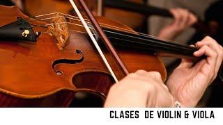 Bases de la postura del violin, Clases de Violin Online por el Maestro Halsband