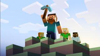 Minecraft Survival Map - Huge Cubes Map