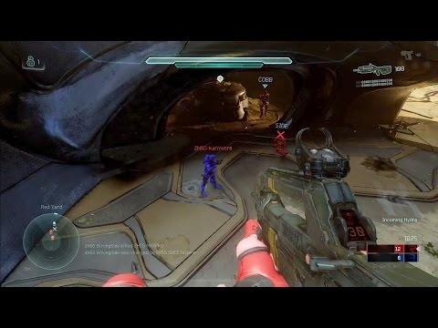 60 FPS Halo 5 Beta Trailer - Halo 5: Guardians Multiplayer Gameplay (Xbox One) (Halo 5)