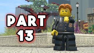 LEGO City Undercover - LBA - Episode 13 - 200 GOLD BRICKS!!!