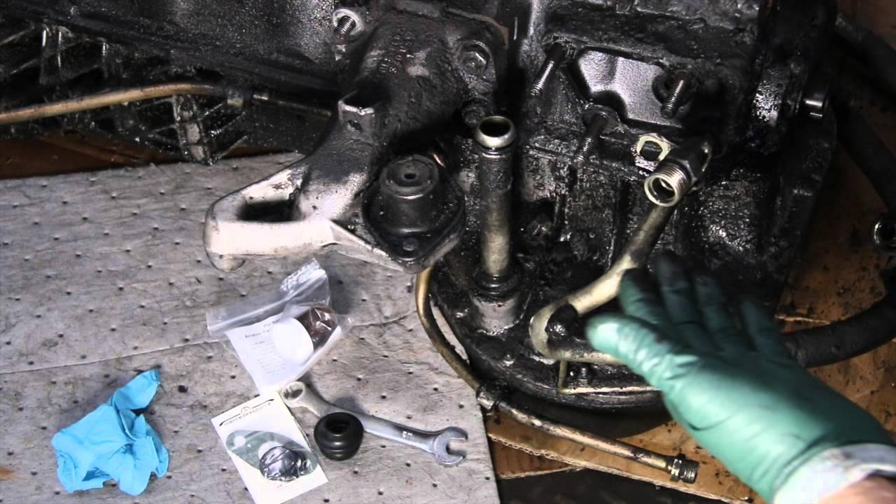 diesel engine maintenance tip  turbo oil drain pipe