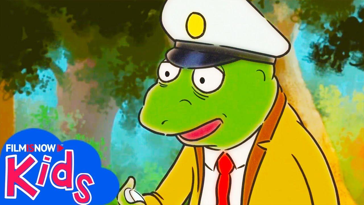 Gordon e paddy e il mistero delle nocciole una rana detective