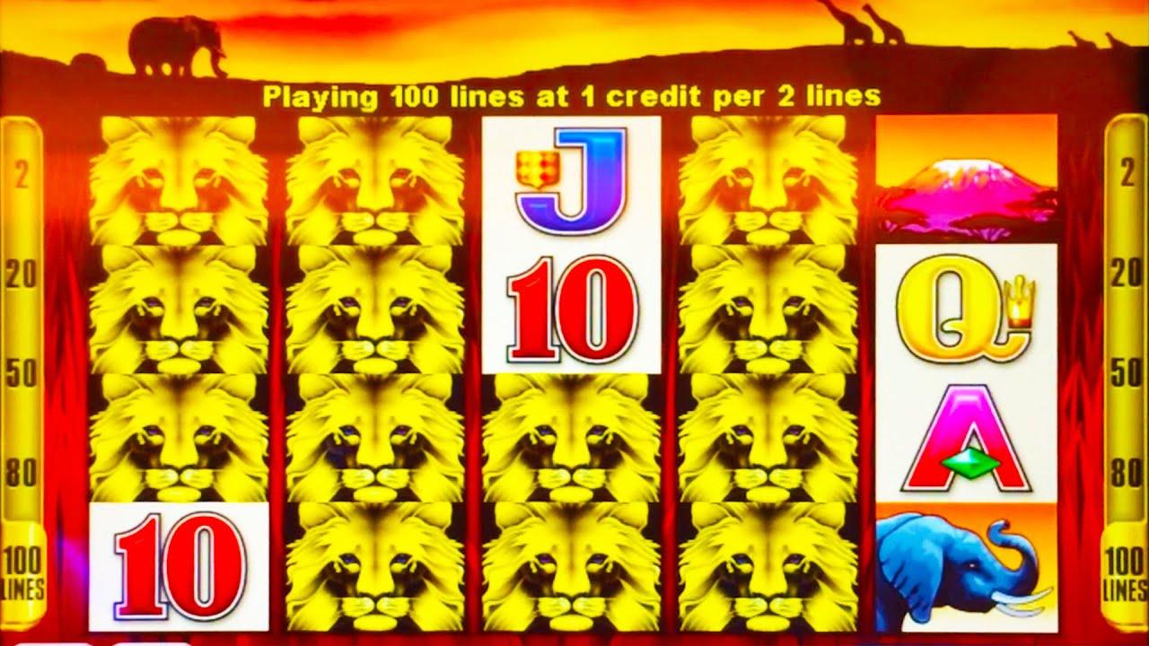 100 Lions Slots