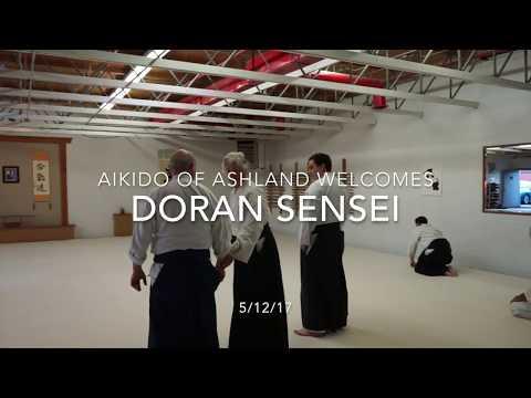 Aikido of Ashland - Doran Sensei Seminar 5-12-17