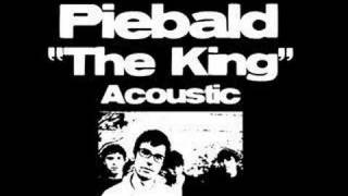 Piebald - The King (Acoustic)