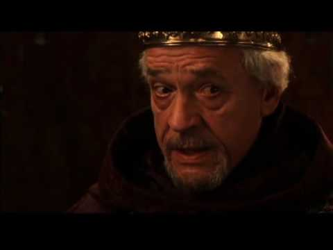 Henry V (1989) - Paul Scofield- Charles VI of France