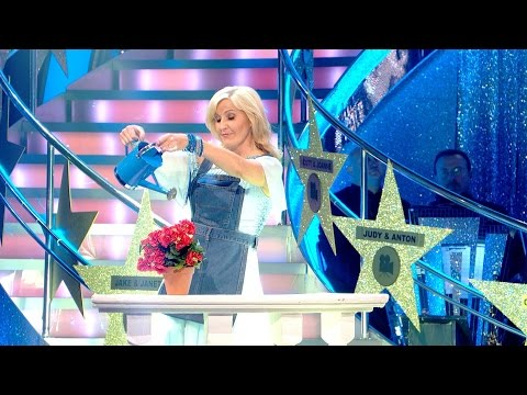 Jenny Gibney & Tristan MacManus Foxtrot to 'Mamma Mia'  Strictly Come Dancing: 2014  BBC One
