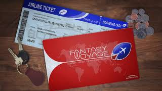 Fantasy Voyage week 9