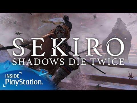 SEKIRO SHADOWS DIE TWICE GAMEPLAY ANALYSIS