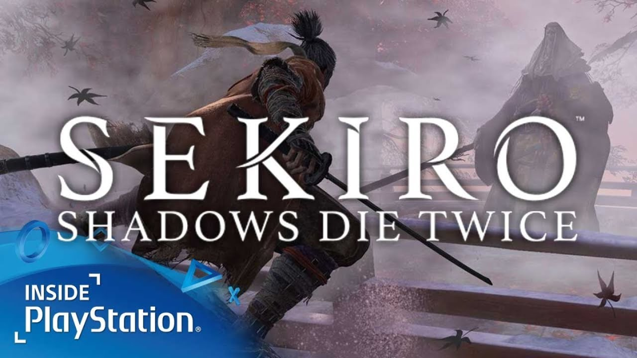 Sekiro: Shadows Die Twice | 20 Min. Gameplay - PS4 Pro