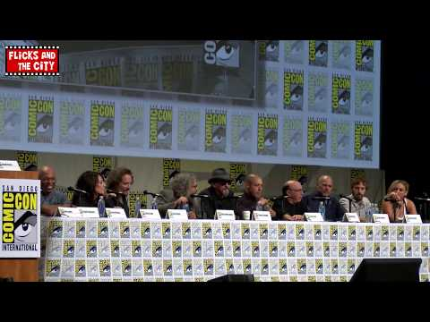 Sons Of Anarchy Comic Con 2014 Panel