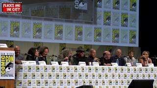 SONS OF ANARCHY Comic Con Panel
