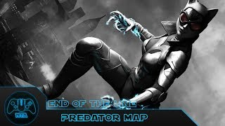 Batman Arkham City - End Of The Line - Predator Map 4 As CatWoman - 2.37.62