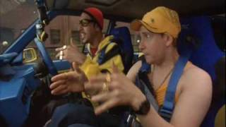 Ali G and Ricky Freestyling .