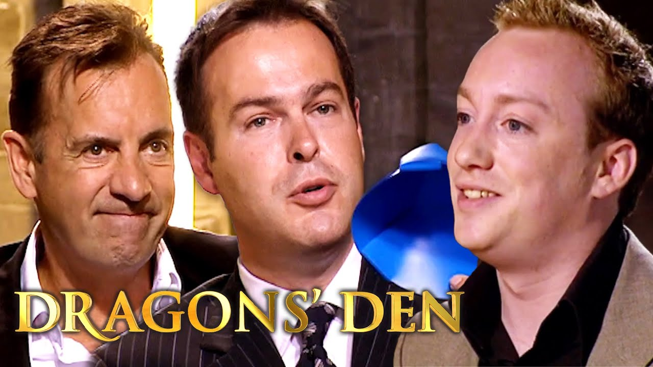 Gold plating uk dragons den canada
