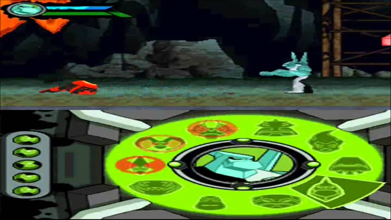 Ben 10 Omniverse Ds Walkthrough Part 14 A Tale Of Two Malwares - YouTube