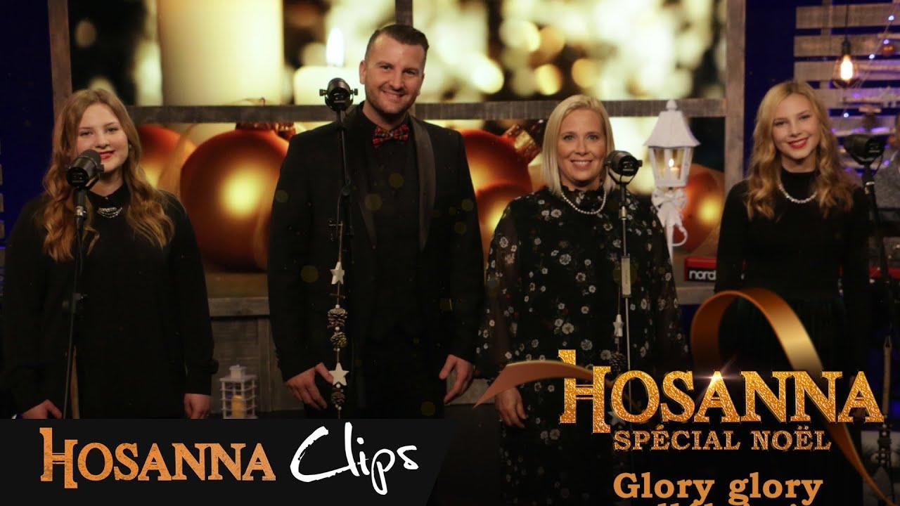 Glory glory alléluia ! - Hosanna clips - Flora-Mae Spinks