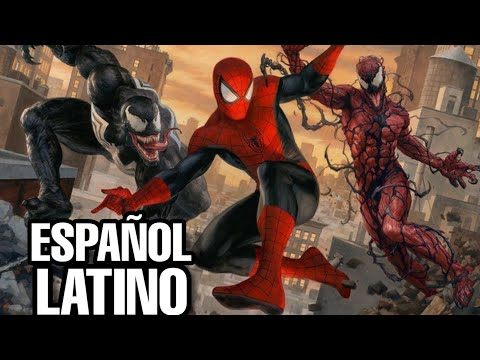 VENOM y SPIDER-MAN vs CARNAGE | Maximum Carnage | Español Latino Fandub