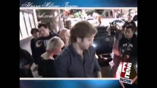свидание Алиссы и ее мужа с Рене Зельвегер и Бредли Купером 7 октября 2010 2