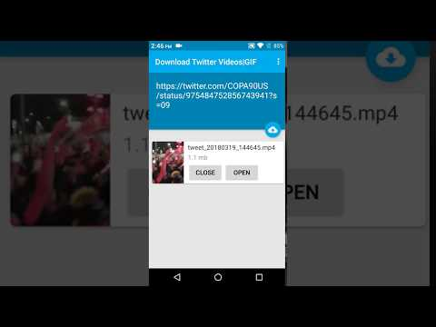 Download Twitter Videos - Twitter video downloader - Apps on