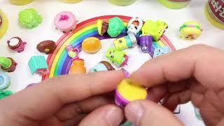 여러 가지 샾킨즈 장난감 놀이 Shopkins play