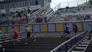 Junior High Polson Track Meet 2015