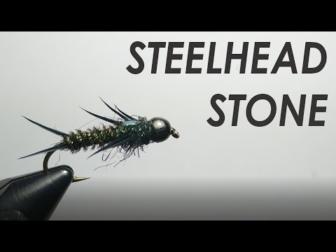 Tying The BEST Stonefly Nymph for Steelhead Trout