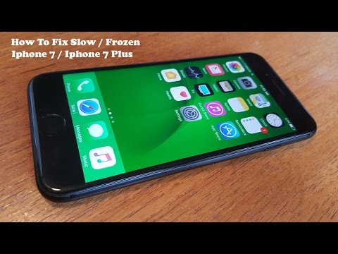 newest 9ed98 9b7b9 5 Ways To Fix Slow Or Frozen Iphone 7 / Iphone 7 Plus - Fliptroniks.com