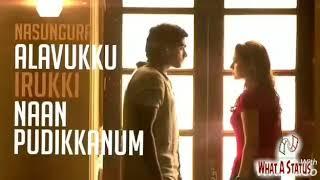En veral idukula un viral pathiyanum - Nanum rowdy than lyrics status