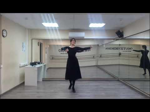 Грузинские танцы для девушек видео уроки