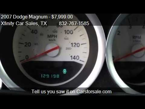 2007 Dodge Magnum SXT - for sale in Houston, TX 77008