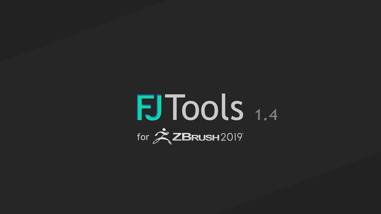 ArtStation - FJ Tools — ZBrush Plugin, Florian Jonas