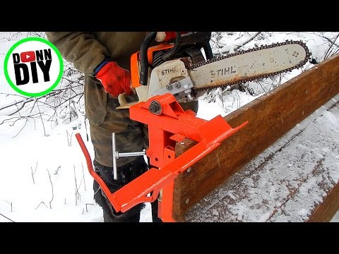 DIY Chainsaw Attachment