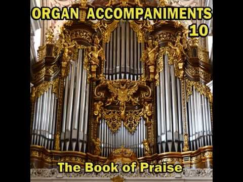 O Lord And Master Of Us All 3 Verses, Organ Accompaniments, The Book Of Praise
