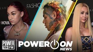Diddy's Ex Kim Porter Passes + 6ix9ine CANCELS Entire Team | NEWS