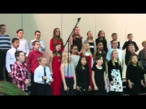 Peyton elementary school Music Program 2015