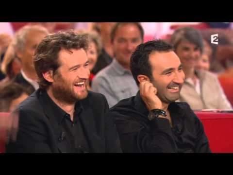 Laurent Gerra et Fabrice Luchini- VDP - France 2 - 30.09.2012